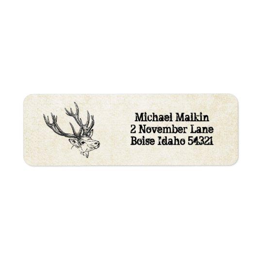 Deer Hunting Custom Personalised