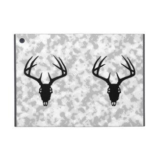 Deer Hunting - Deer Skull Silhouette Case For iPad Mini