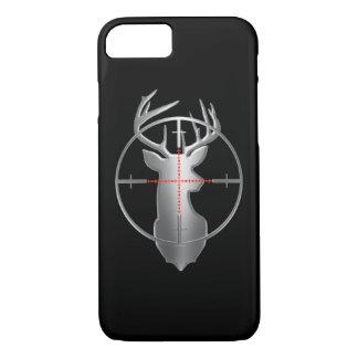 Deer in Crosshairs iPhone 8/7 Case