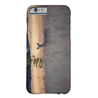 Deer in field of tall grass barely there iPhone 6 case