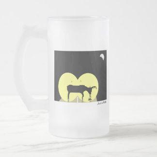 Deer in the Headlights Coffee Mugs
