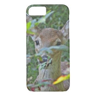 Deer in the Woods iPhone 8/7 Case