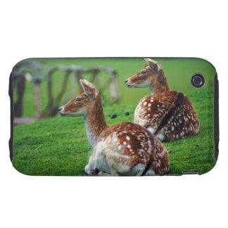 deer iPhone 3 tough cases