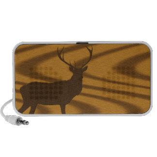deer iPod speaker