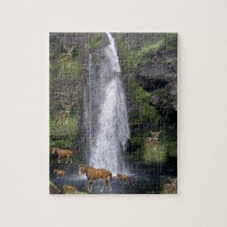 Deer Jigsaw Puzzle