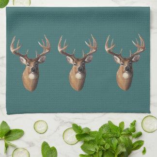 Deer Kitchen Towel