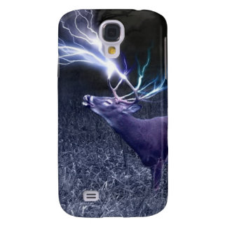 Deer Lightning Galaxy S4 Case