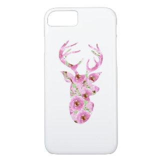 Deer Me (Flowers) - Phone Case