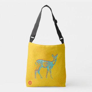 Deer Mind Crossbody Bag