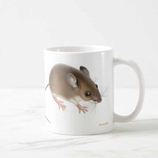 Deer Mouse Mug