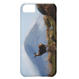 Deer on the mountain Les Rousses iPhone 5C Case