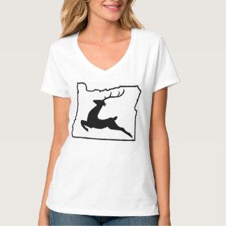 Deer Oregon T-Shirt