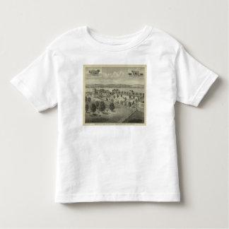 Deer Park Place Farm, Strong City, Kansas Toddler T-Shirt