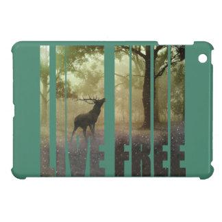 Deer Photo Print iPad Mini Cover