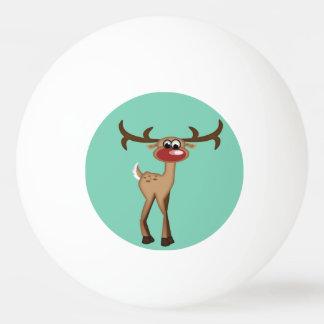 Deer Ping Pong Ball