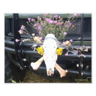 deer Reaver cloaking device Photo Print