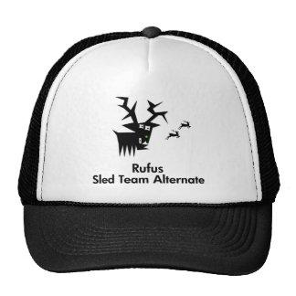 Deer Rufus Sled Team Alternate Cap