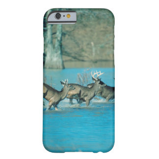 Deer running in water barely there iPhone 6 case
