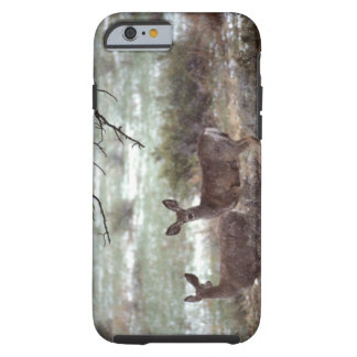 Deer running tough iPhone 6 case