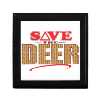 Deer Save Gift Box