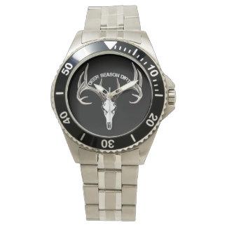 Deer Season Dirty watches