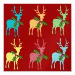 Deer Season Personalised Invites