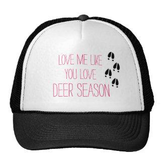 Deer Season Trucker Hat