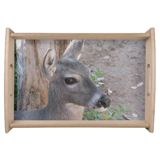 Deer Serving Tray