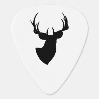 Deer Silhouette Plectrum