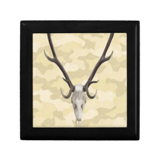 Deer Skull Gift Box