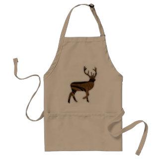Deer Standard Apron