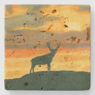 Deer Stone Coaster