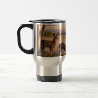 Deer Thermal Mug