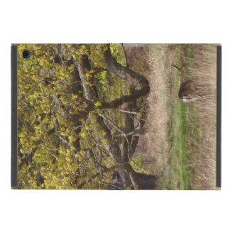 Deer & Tree iPad Mini Case with No Kickstand