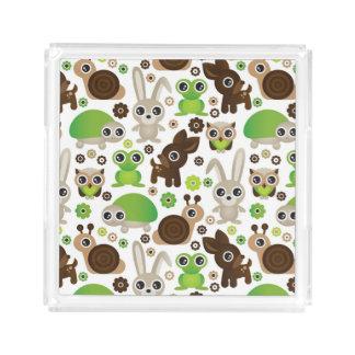 deer turtle bunny animal wallpaper
