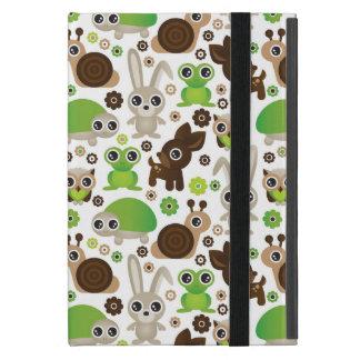deer turtle bunny animal wallpaper covers for iPad mini