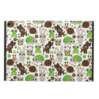 deer turtle bunny animal wallpaper iPad air cases