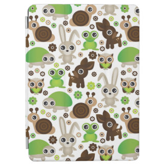deer turtle bunny animal wallpaper iPad air cover