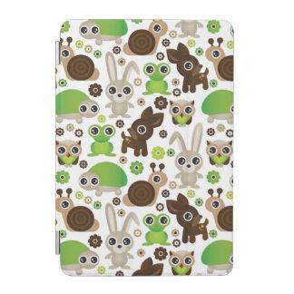 deer turtle bunny animal wallpaper iPad mini cover