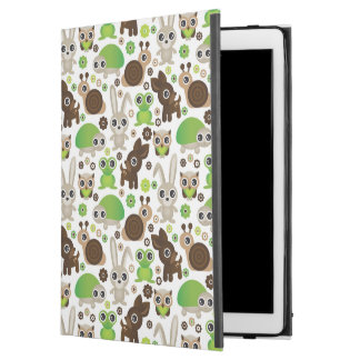 "deer turtle bunny animal wallpaper iPad pro 12.9"" case"
