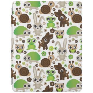 deer turtle bunny animal wallpaper iPad smart cover
