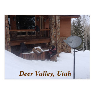 Deer Valley Postcard