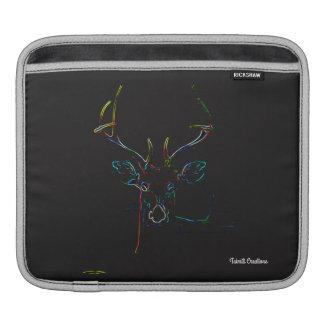 Deer - Wild feeling iPad Sleeve