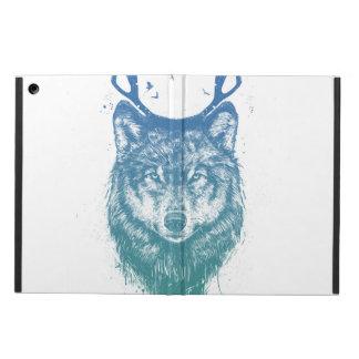 Deer wolf iPad air cover