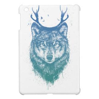 Deer wolf iPad mini cases