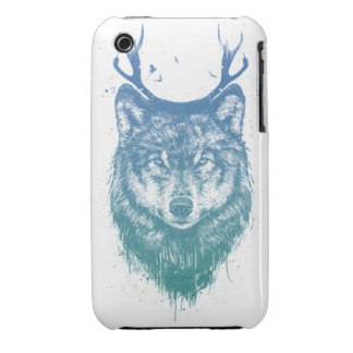 Deer wolf iPhone 3 cover