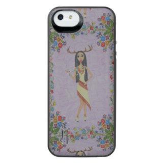 Deer Woman (Fairy Tale Fashion Series #5) iPhone SE/5/5s Battery Case