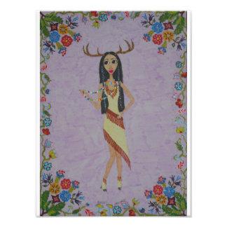Deer Woman (Fairy Tale Fashion Series #5) Photo