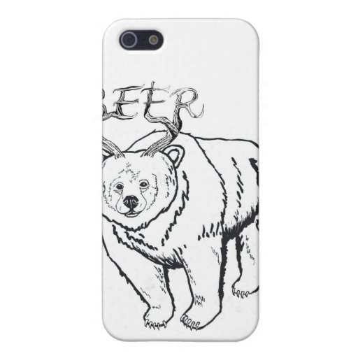 deerANTS Cover For iPhone 5