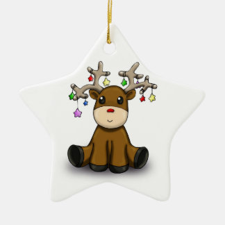 Deers Christmas Ornament